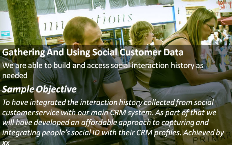 Social Customer Service: Gathering & Using Social Customer Data