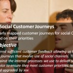 Social Customer Service: Mapping Social Customer Journeys