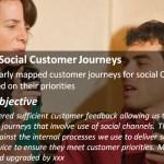 Social Customer Service: Mapping Social Customer Journeys