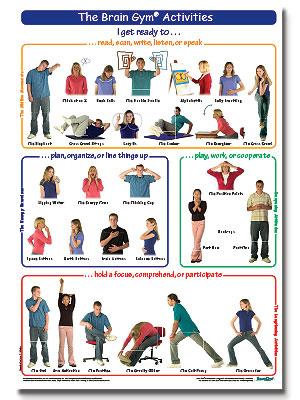 Khula Aasman TISS Brain Gym Handouts