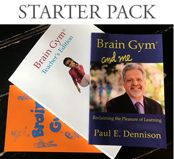 Brain gym learning pleasure reclaiming