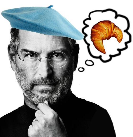 Le Steve Jobs