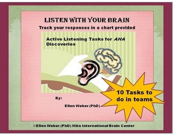 Listen with brain