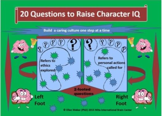 20 questions for character IQ