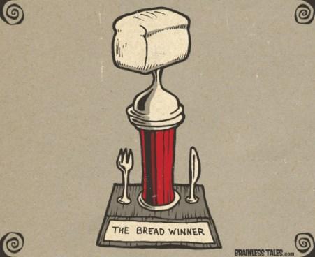 Image result for breadwinner