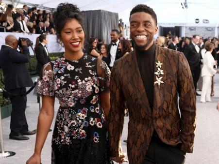 How Chadwick Boseman Secretly Got Married Before His Death