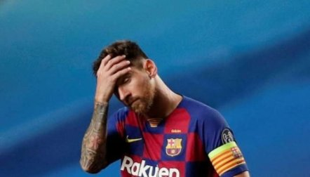 Lionel Messi To Exit Barcelona