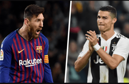 List Of 10 Best-paid Players As Lionel Messi Tops Cristiano Ronaldo