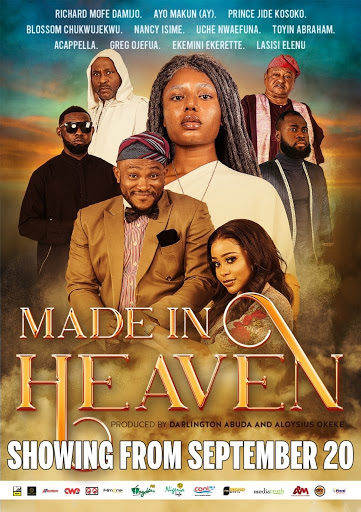Made In Heaven – Nollywood Movie