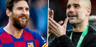 Manchester City In Close Position To Sign Lionel Messi If He Forgo His Contract With Barcelona
