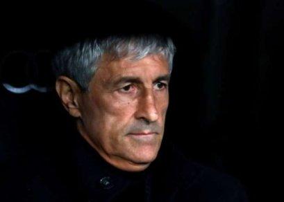 Quique Setien Has Resign - Barcelona President