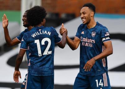 Arteta Praises Willian And Gabriel After Arsenal Win