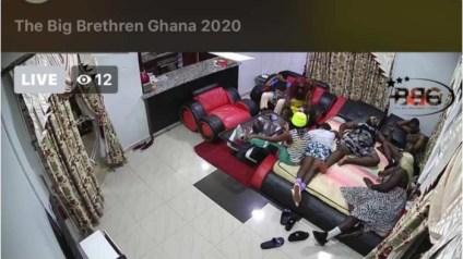 Big Brethren Ghana, Ghana's Version Of Big Brother Goes Viral
