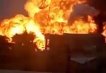 Lagos Gas Tanker Explosion Leaves More Than 50 People Injured