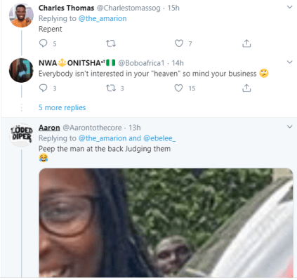 Lesbian Couples Pose For Photo In Lagos, Nigerians Reacts