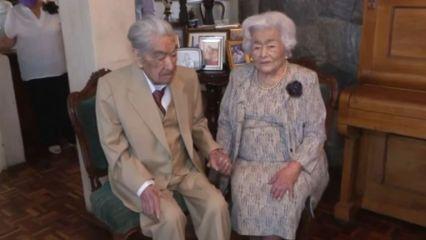 Meet The World's Oldest Couple