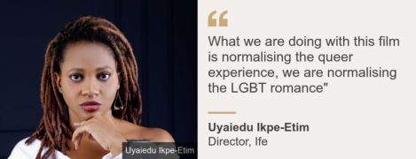 Nigerian Filmmakers Insist On Releasing Lesbian Movie Ife, Risk Jail