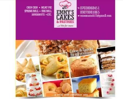Emmys Cakes & Pastries