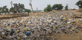 Hoodlums Dumps Looted Items In Waste Bins In Calabar
