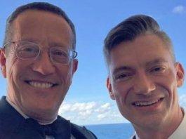 Popular CNN Journalist Richard Quest Marries His Male Partner