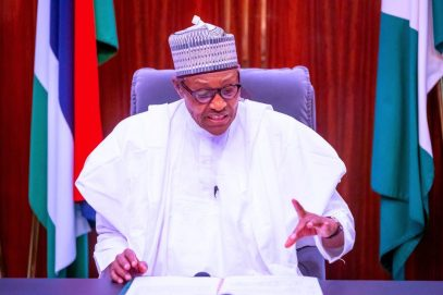 President Buhari's Full Speech As He Address The Nation On Thursday