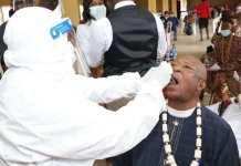 Nigeria's Coronavirus Cases Hit 63,000