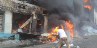 Pastor, Female Assistant Burnt To Death By Jealous Lover
