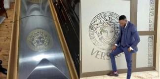 Versace Coffin Of Socialite, Genius Ginimbi Kadungure