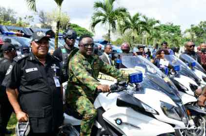 Governor Ayade Launches Operation Akpakwu Over Insecurity