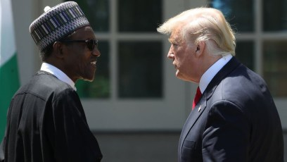 'Place travel ban on Trump and his key allies'' – MURIC tells President Buhari