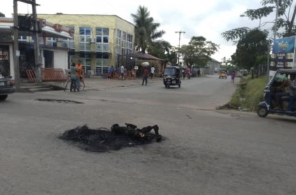 3 Suspected Thieves Burnt To Death In Calabar