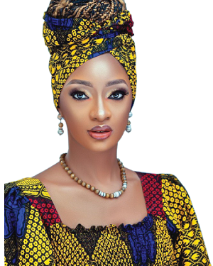 Alaafin Of Oyo Oba Lamide Adeyemi Has A New Beauty Queen