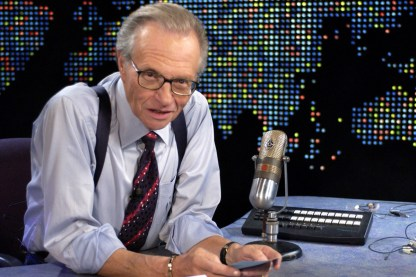 American Broadcaster Larry King Dies At 87!