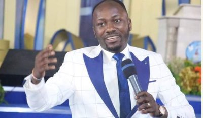 Apostle Suleman Releases 38 Prophecies For 2021