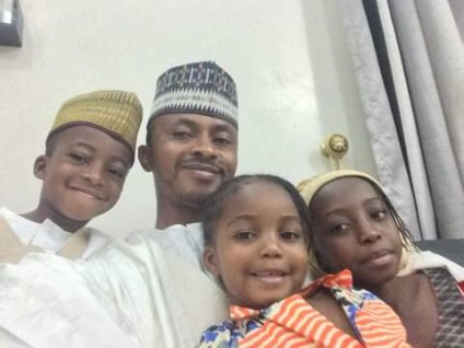 Burial Photos Of NCC Staff, His Wife, Four Children And Niece