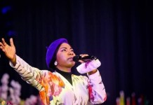 'Carry thyself with dignity' - Gospel singer, Mercy Chinwo tells women as she condemns the viral silhouette challenge