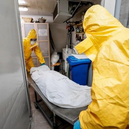 Coronavirus Patient Dies Hours After Receiving Vaccine In United States