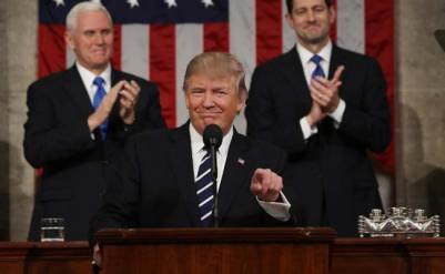 DONALD TRUMP at us congress