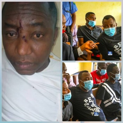 Federal Govt Arraigns Sowore, Four Others Over New Year's Eve Protest
