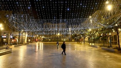 France Enforces 6pm To 6am Curfew