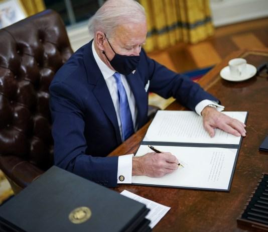 Full List Of President Biden's Executive Actions So Far
