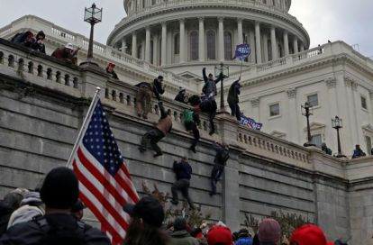 How Trump Supporters At U.S. Capitol Riot Are Facing Consequences At Home