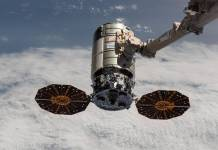NASA TV To Air Departure Of Northrop Grumman's Cygnus From Space Station