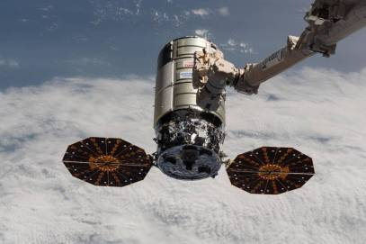 NASA TV To Air Departure Of Northrop Grumman's Cygnus From Space Station
