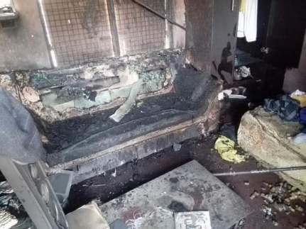 Nigerian Man Set Ablaze By 18-Year-Old Lover In Makurdi