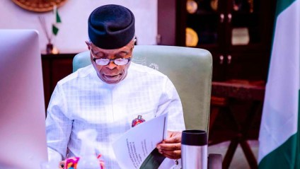 One Million Nigerians To Benefit From COVID-19 Cash Transfer - Osinbajo