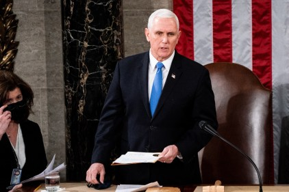 Pence To Attend Biden's Inauguration