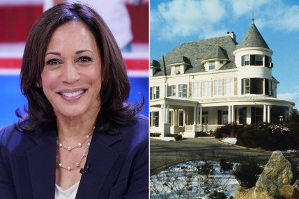 Photos Of The House Kamala Harris Will Live In As US Vice President
