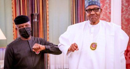 President Buhari, VP Osinbajo To Take Coronavirus Vaccine On Live Television