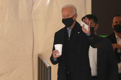 U.S. President-elect Biden Inaugural Rehearsal Evacuated Over Fire Near Capitol
